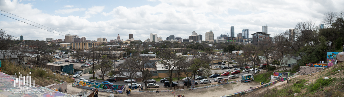Downtown Austin - Click to Enlarge