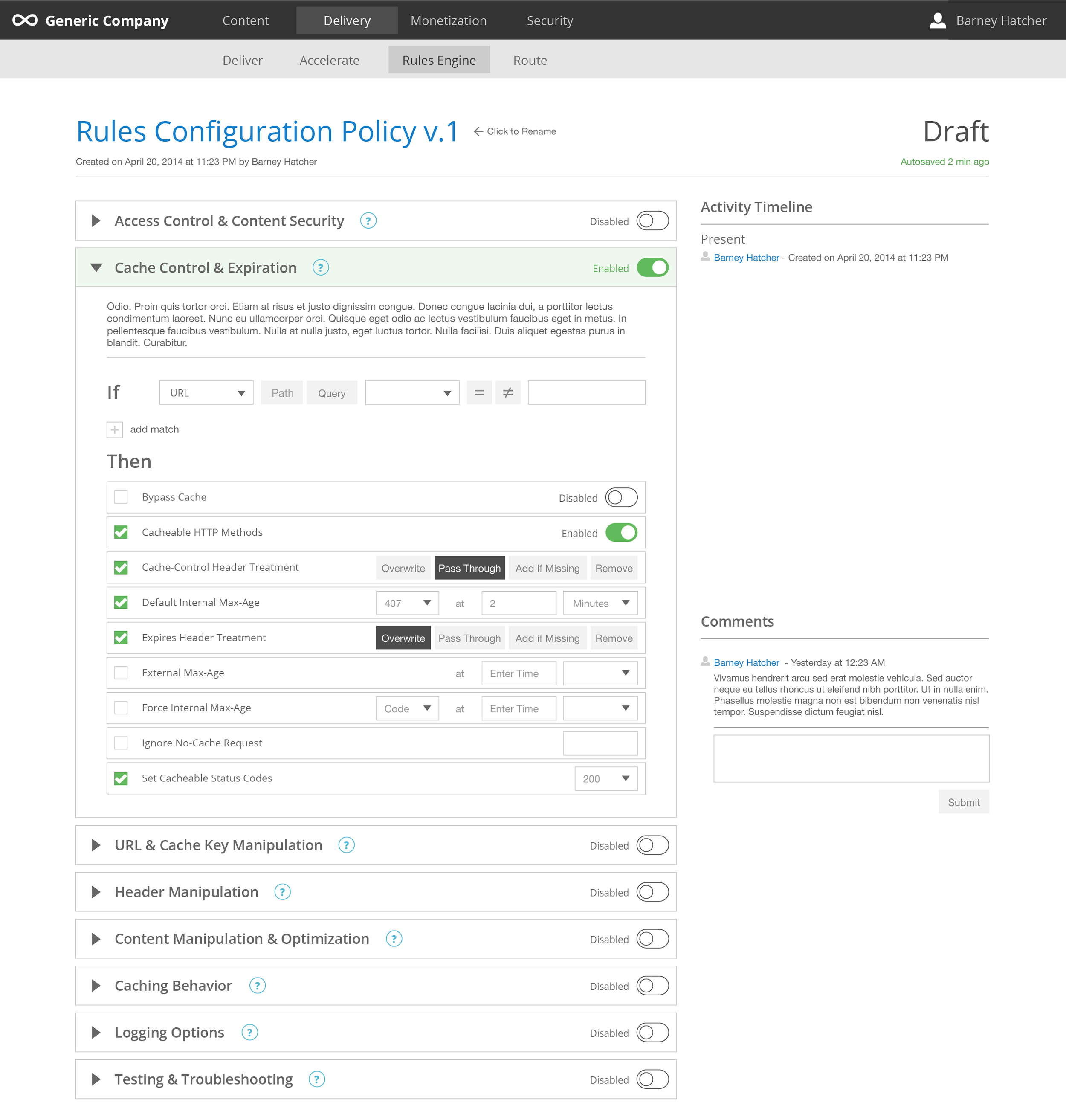 ux-rules-engine-v1_configuration policy-draft-1 enabled-features populated-match-url.png