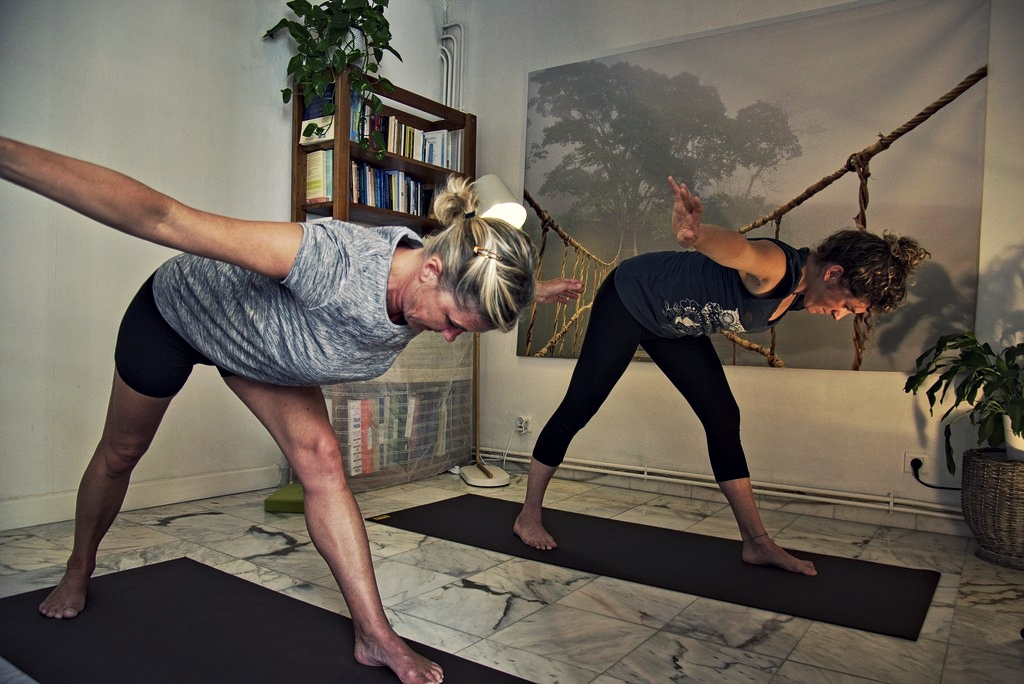 Cours de Yoga Collectifs et Individuels