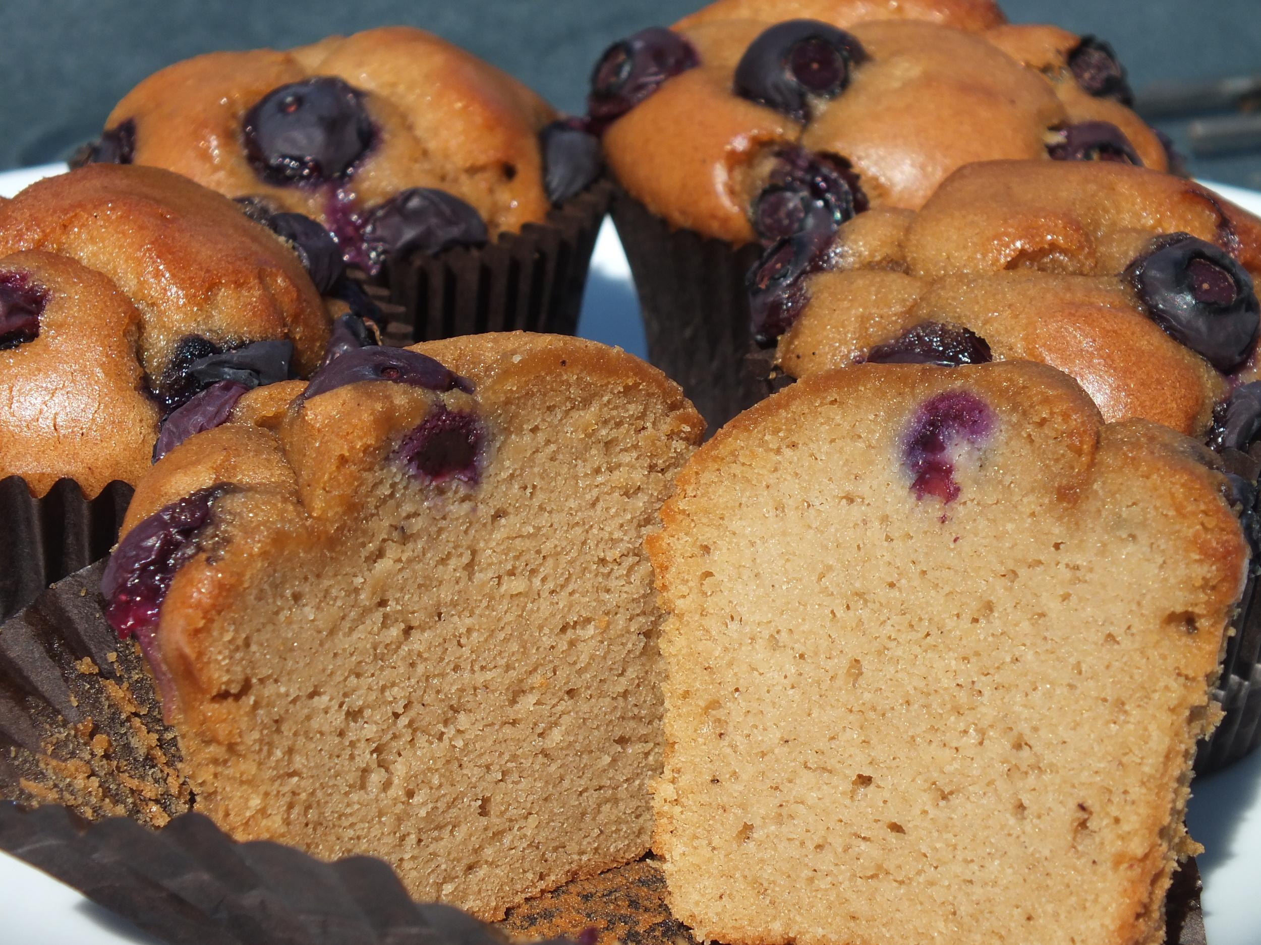Sliced Muffin