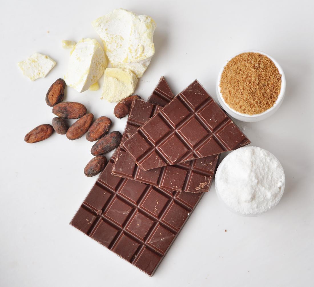 Coconut Milk Chocolate