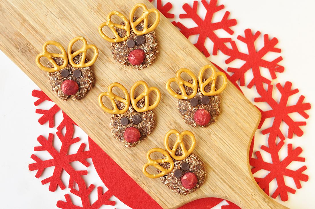 ... or no-bake cookies!