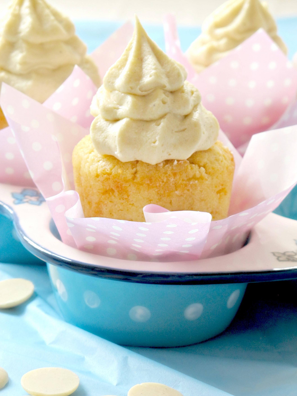 Deliciously made cupcakes!