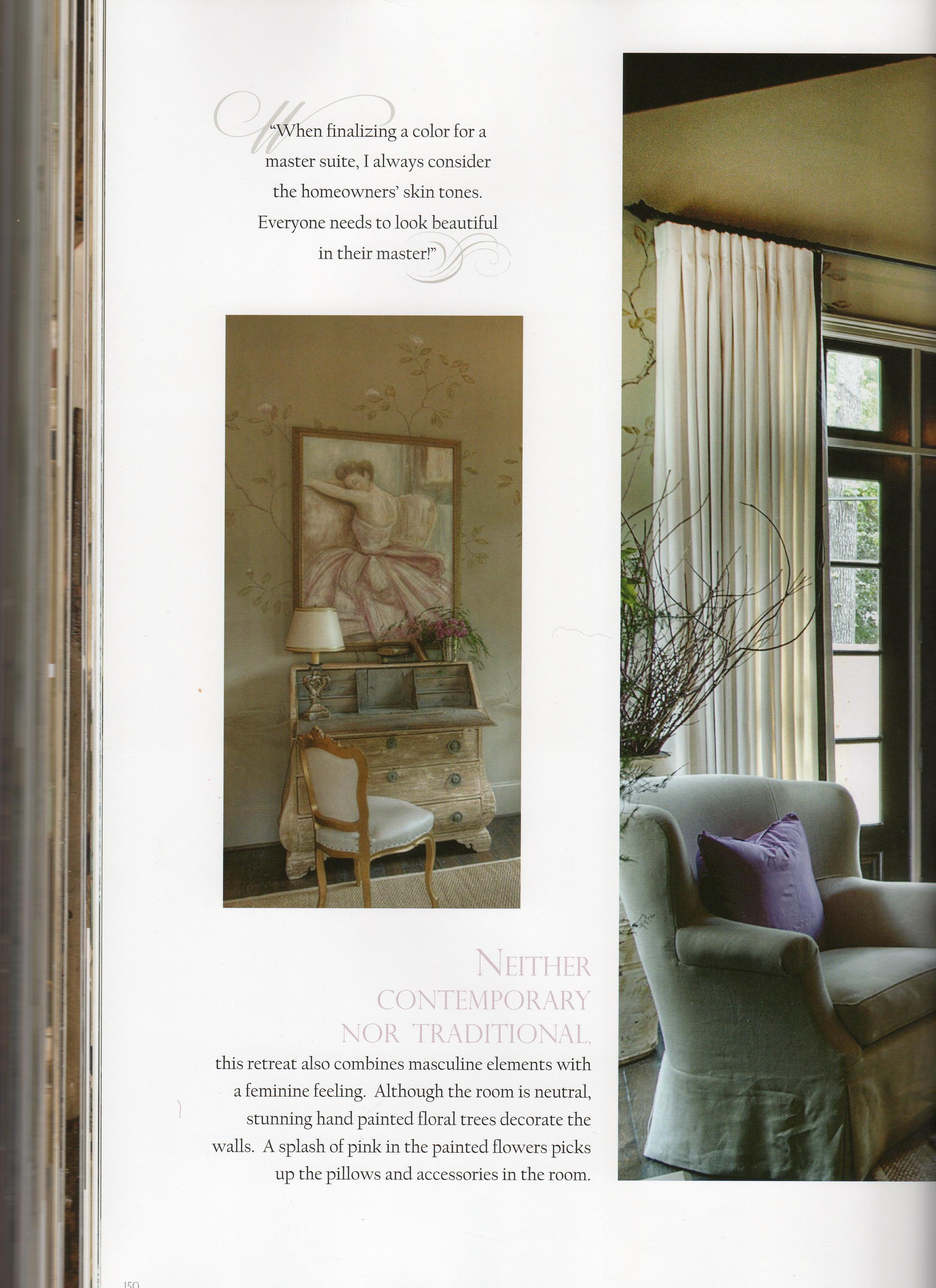 Segreto:  Secrets to Finishing Beautiful Interiors   Leslie Sinclair  2011