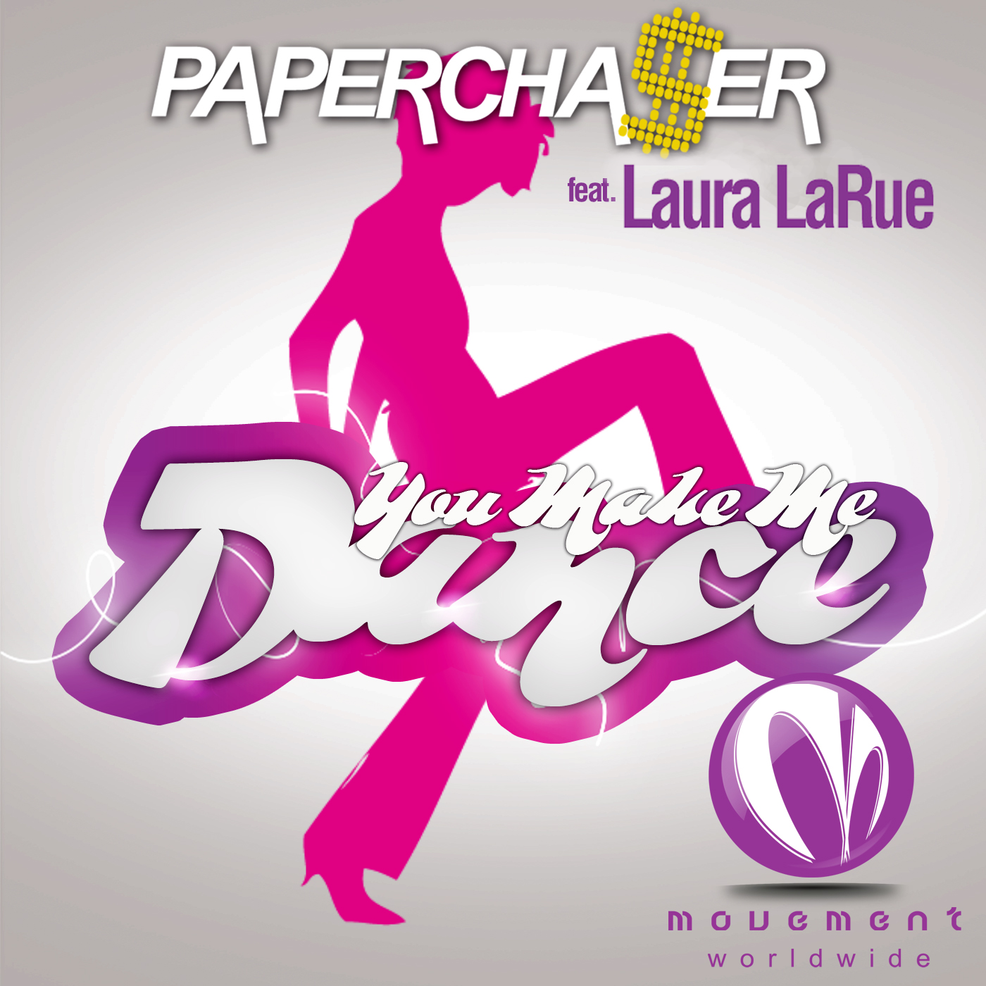 papercha$er laura larue non sequitur you make me dance movement music primary wave