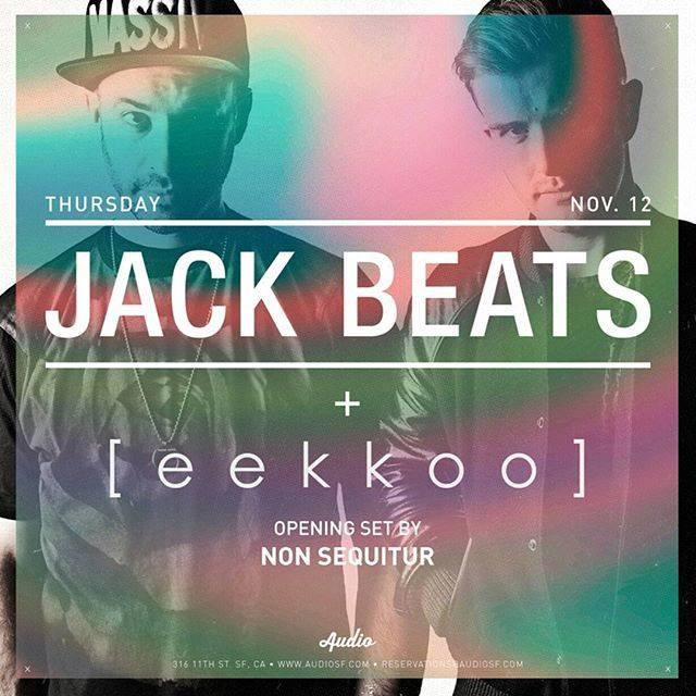 jack beats audio select sf non sequitur