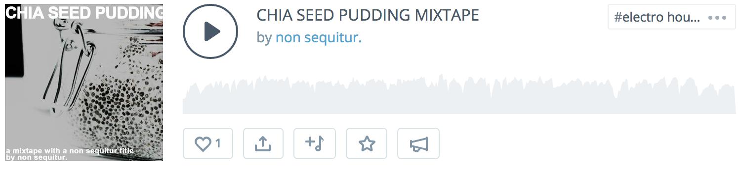 non sequitur mixtape dj mix electro house garage edm female producer