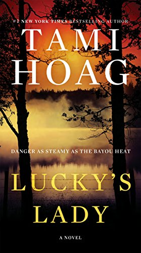 Lucky's Lady by Tami Hoag. One of Mom's books