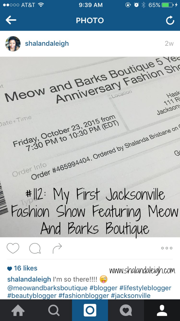 #112 My First Jacksonville Fashion Show Featuring Meow And Barks Boutique - www.shalandaleigh.com.jpg