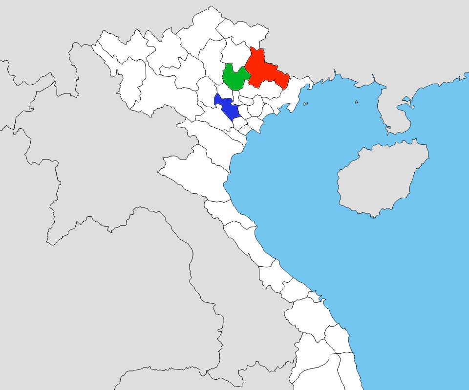 AM Projects in northern Vietnam
