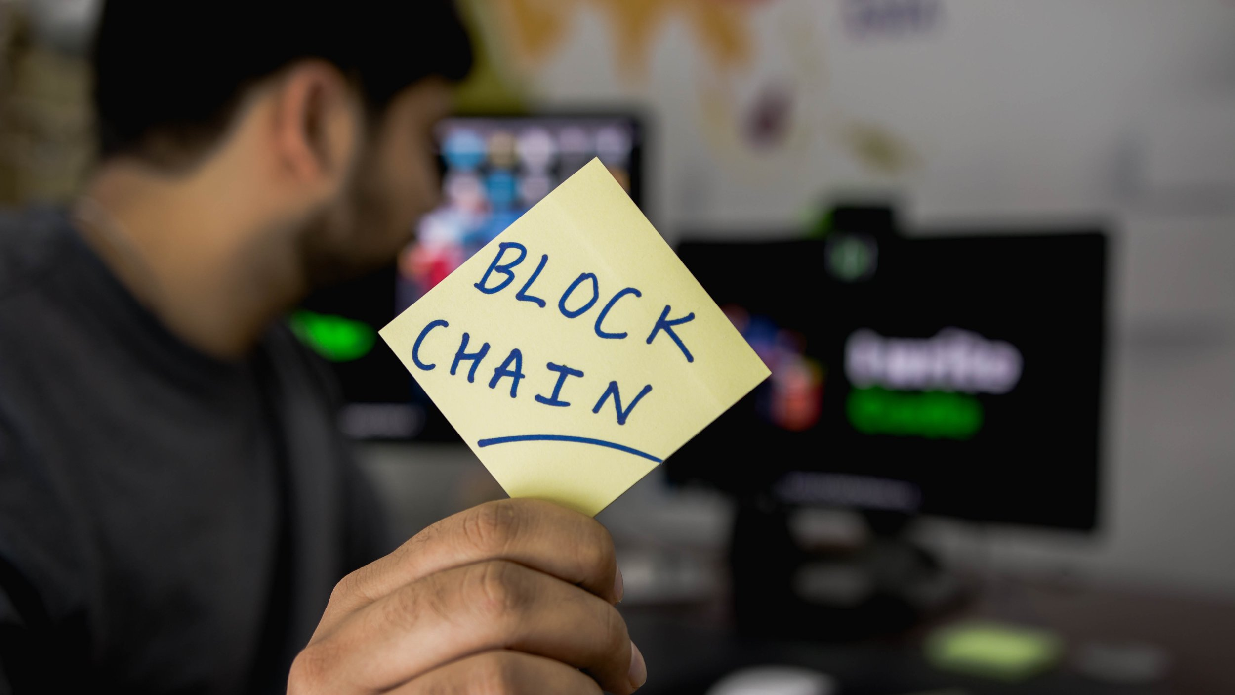 Blockchain: first developed as a secure way to make transactions with the cryptocurrency.