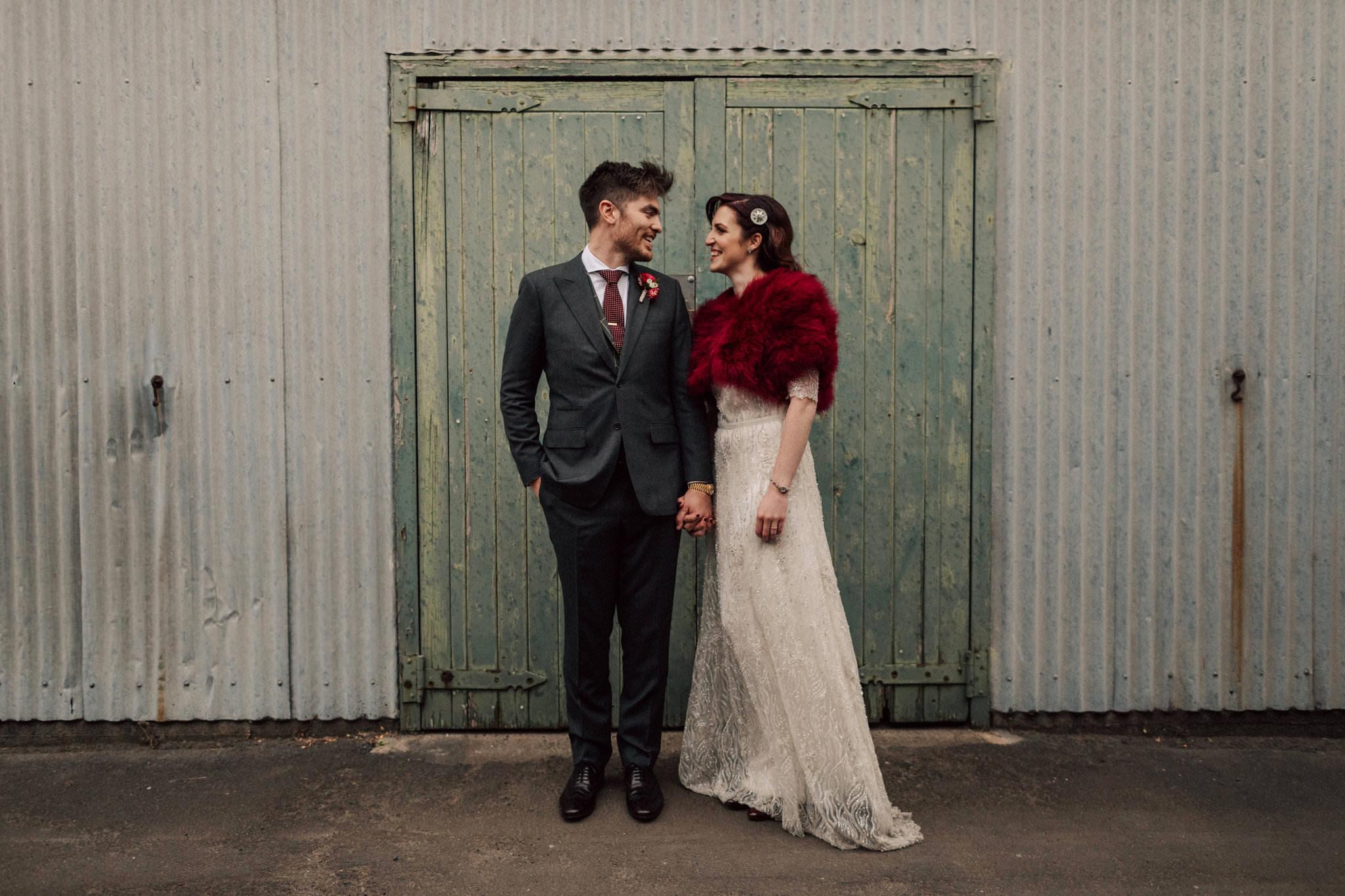 stephanie-lee & david's melbourne wedding -