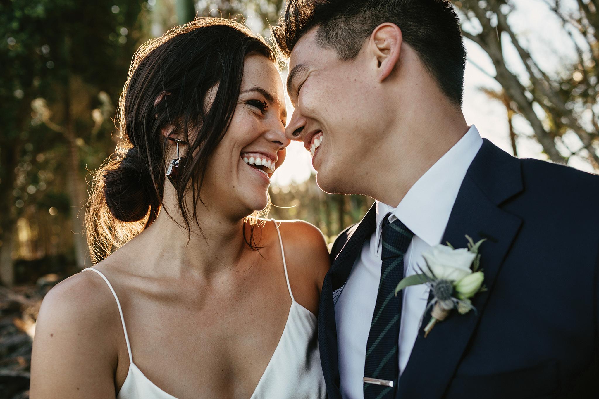 Emma & Louis' byron bay wedding -