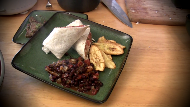 S01 E01 - Churrasco Beef Wrap