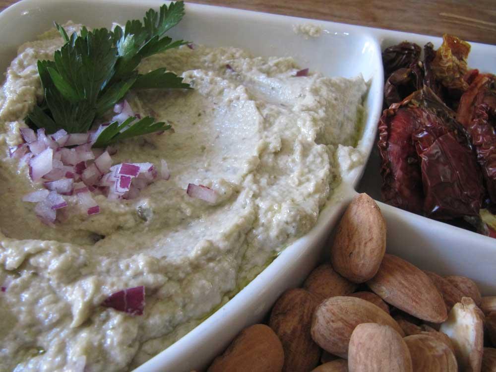 Fermented Eggplant Baba Ganoush