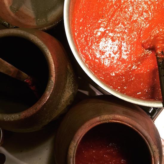 Traditional Gochujang from Fermentistas Kitchen