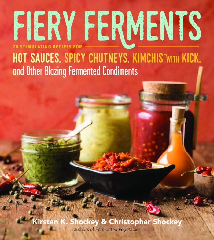 Fiery Ferments Cover