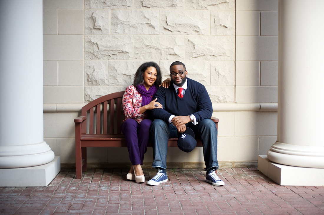 Engagement | Lewis-Thomas | Downtown Charlotte | ©2013 Glessner Photography 007.jpg