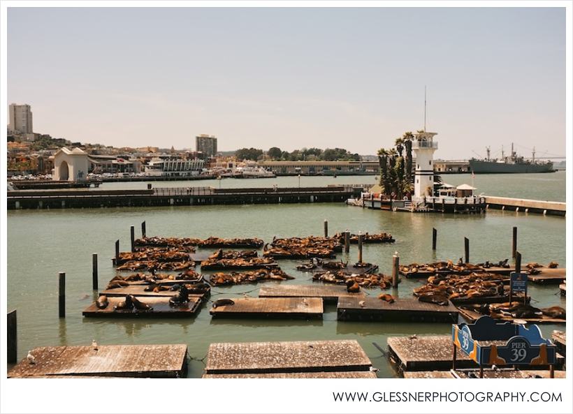 Pier 39. Shot with Fuji X100. Processed with VSCO.