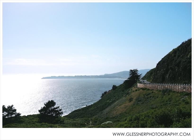 Pacific Coast Highway. Shot with Fuji X100.