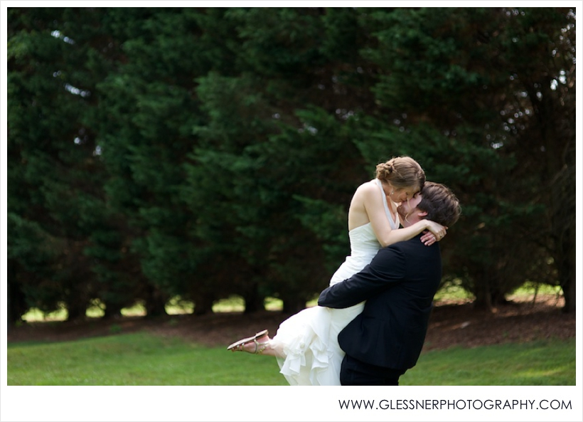 Gina Hurley and Matthew Wilhelm's Winston-Salem wedding at Bermuda Run Country Club.