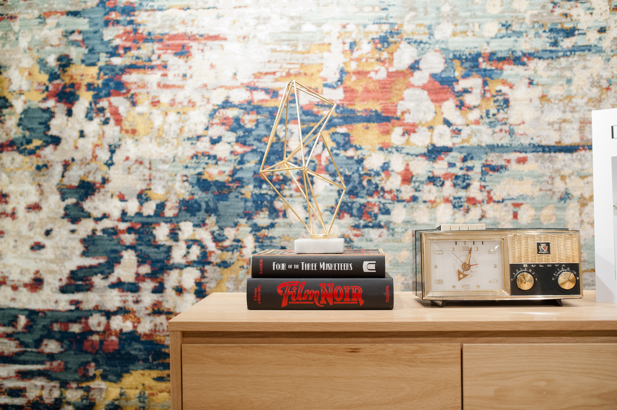 Karastan Rugs (Mohawk Flooring) Showroom at High Point Furniture Market Spring 2018