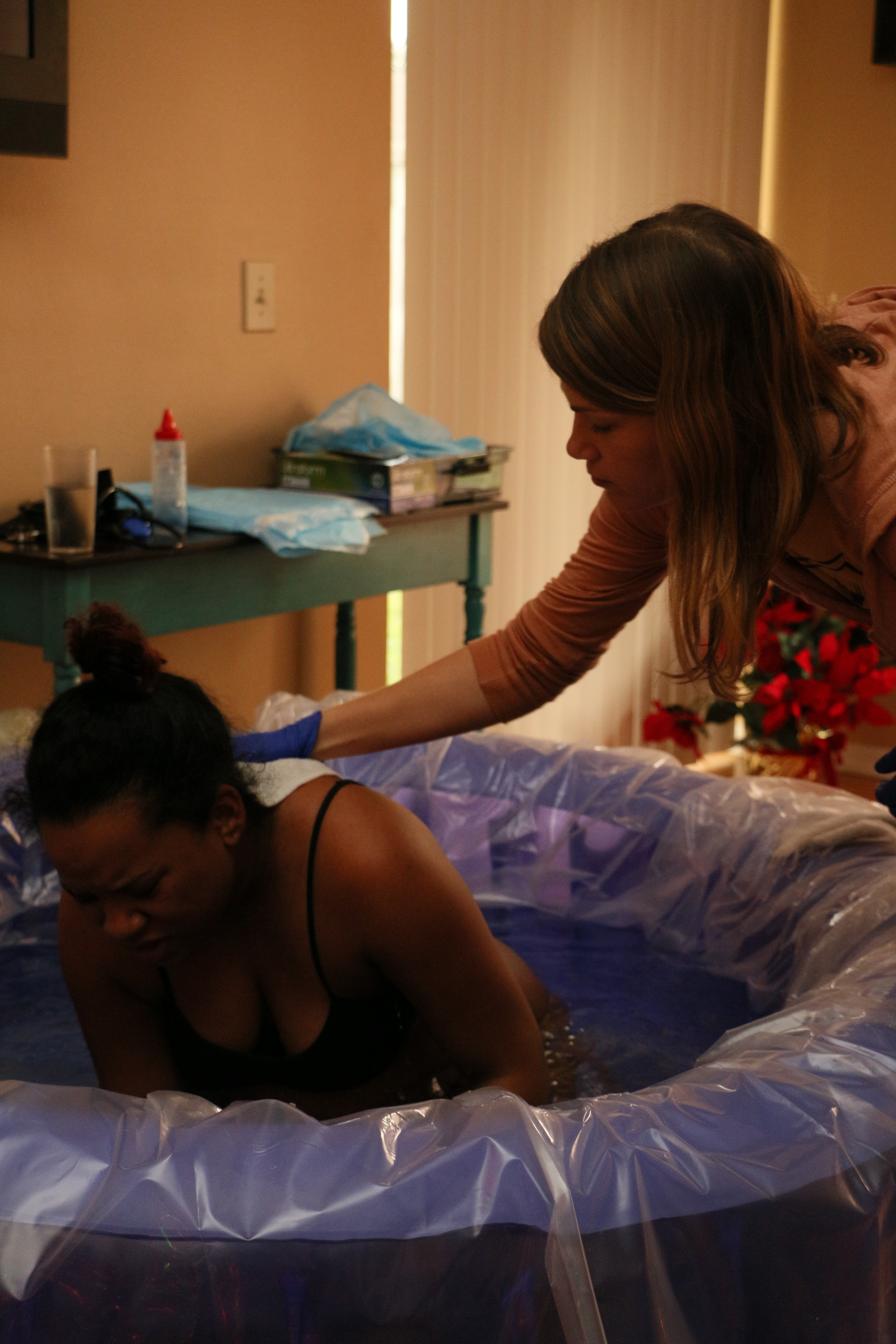 doula support at home tampa florida