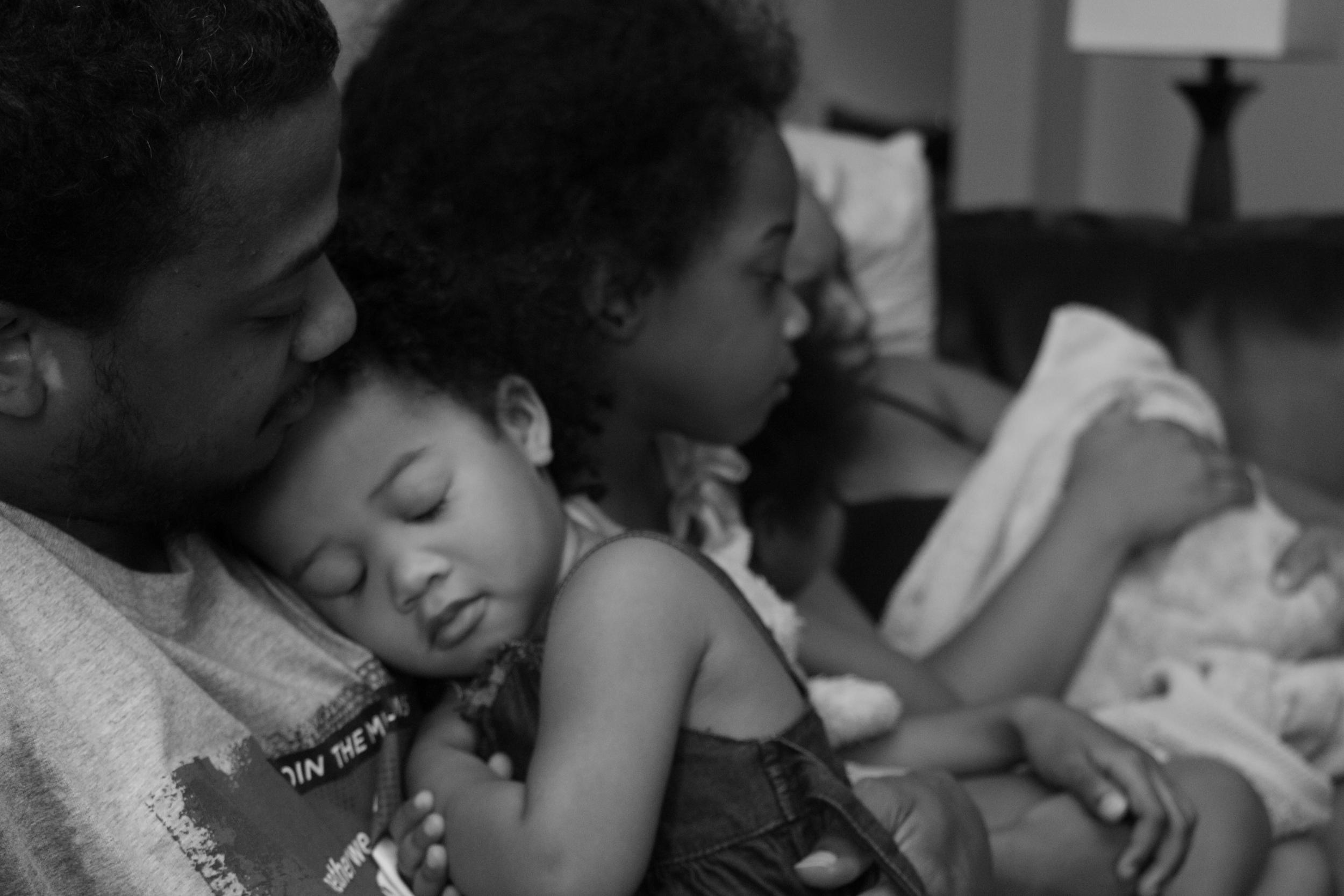 children at a homebirth tampa