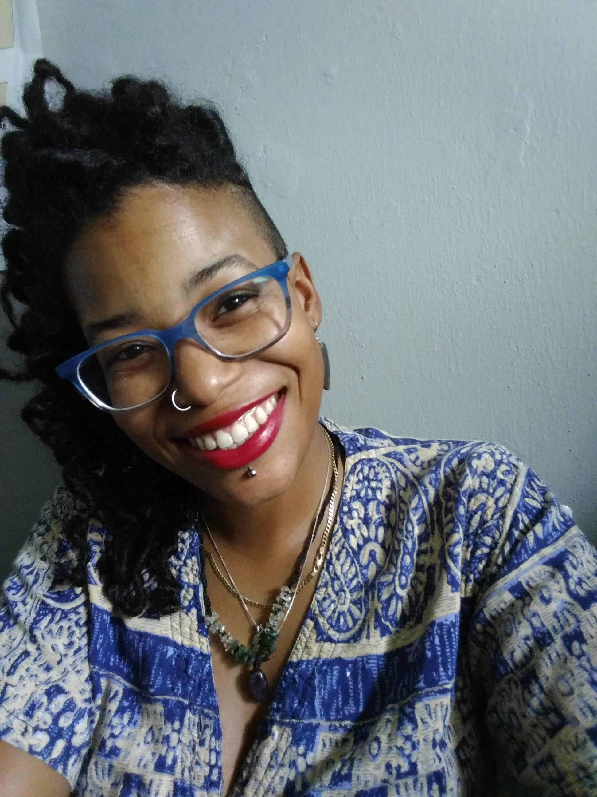 Tarah Hines - House Manager for Community Roots Collective