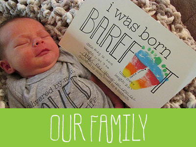 Barefoot Birth Family