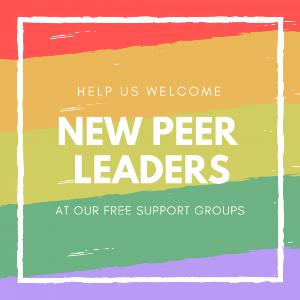 Hey there... - We have some new faces on our volunteer team here at the Roots!  We'd like to introduce you to a few of the peer leaders starting up in our free groups this September. These leaders are going to make our groups more welcoming and enriching. We hope you join us!