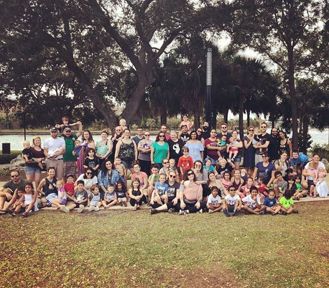 Thank you to everyone who made our 10 year reunion so much fun! We are looking forward to just as much growth, friendship, community and babylove in the next 10! . . . . . #homebirth #midwifery #midwife #tampamidwife #tampamoms #tampa #tampaheights #waterworkspark