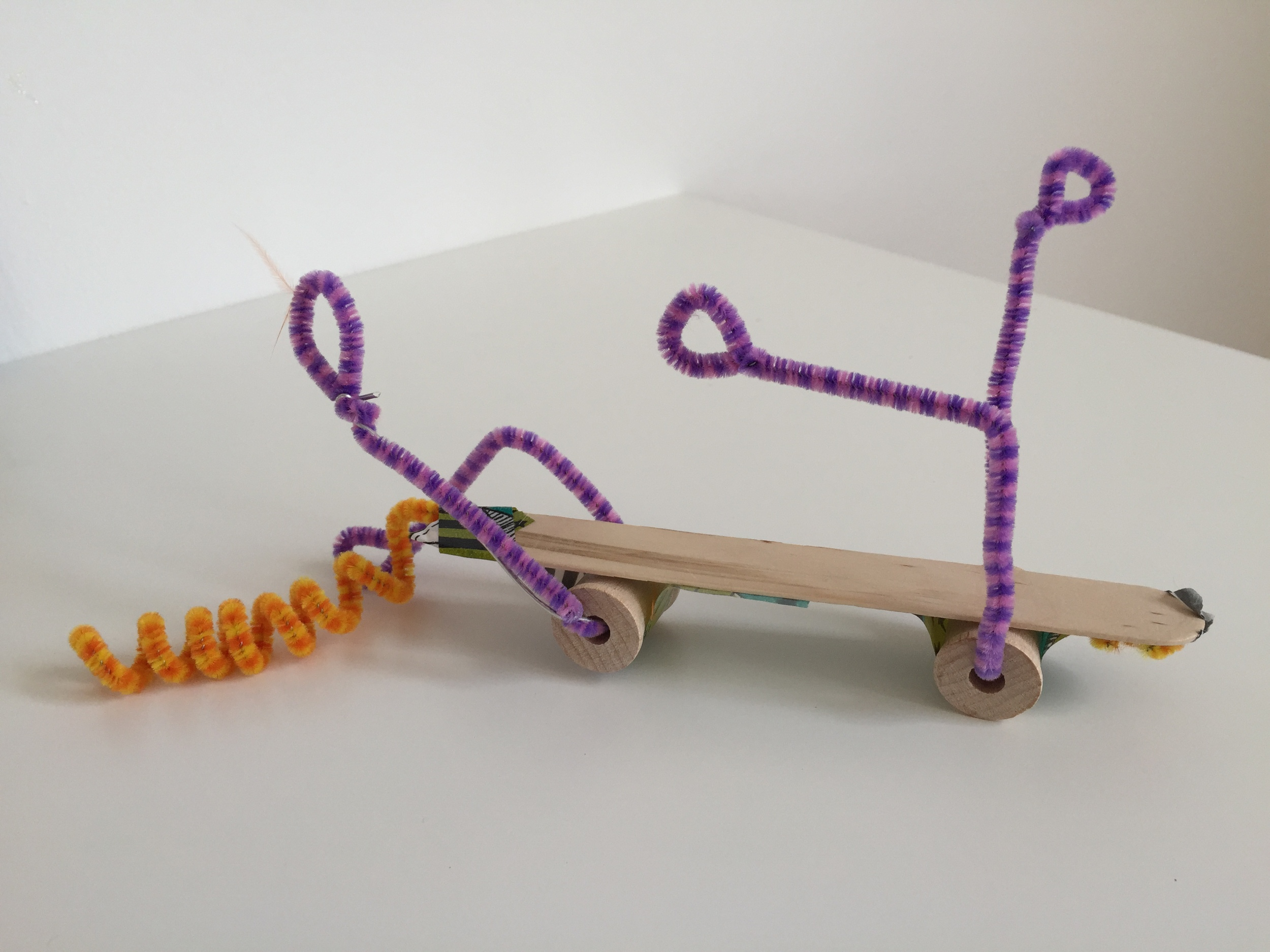 Calder toy.