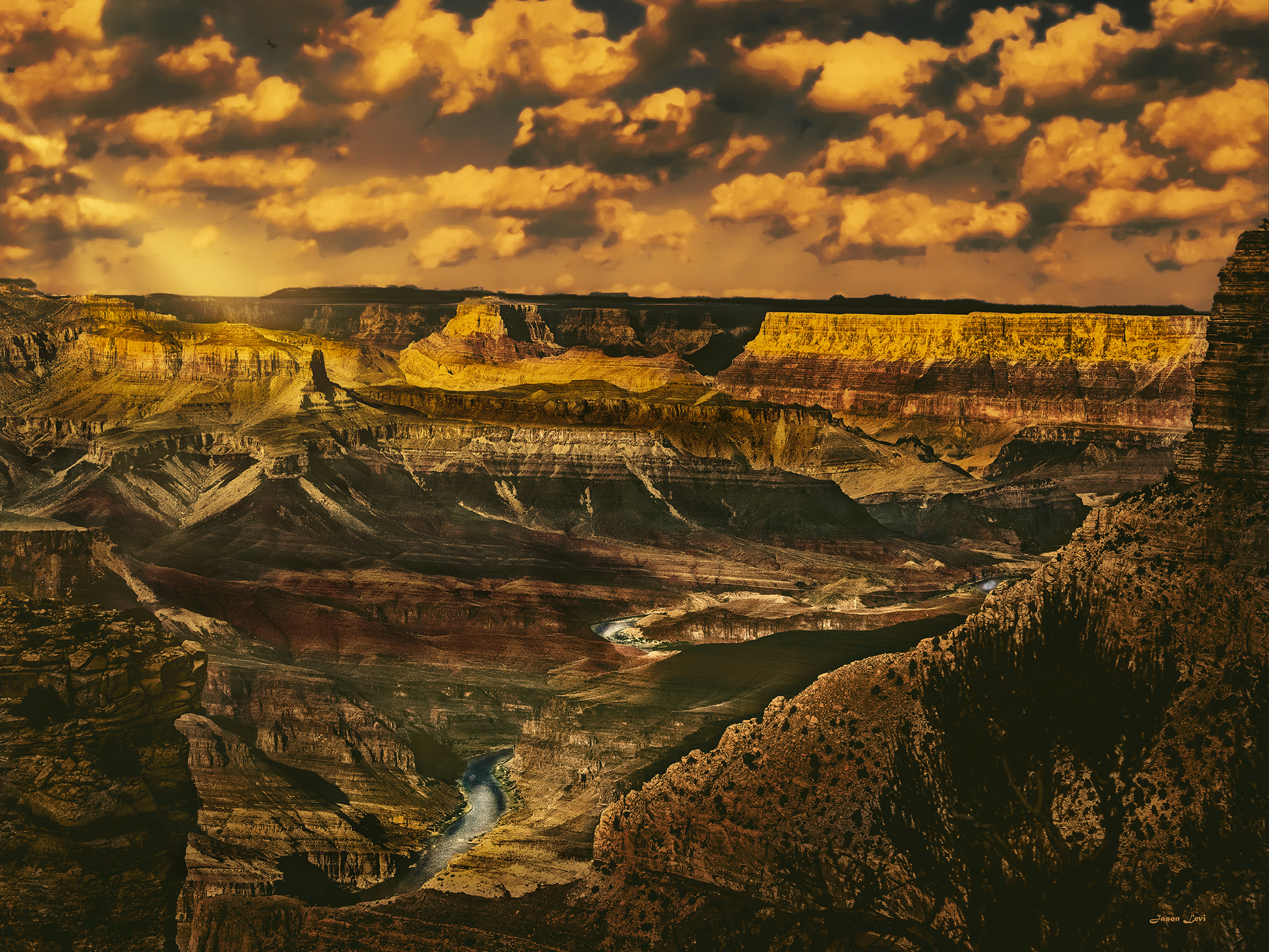 GRAND CANYON: NATURE'S MASTERPIECE