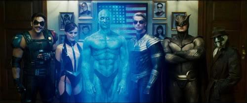 Hey, it's the Watchmen!
