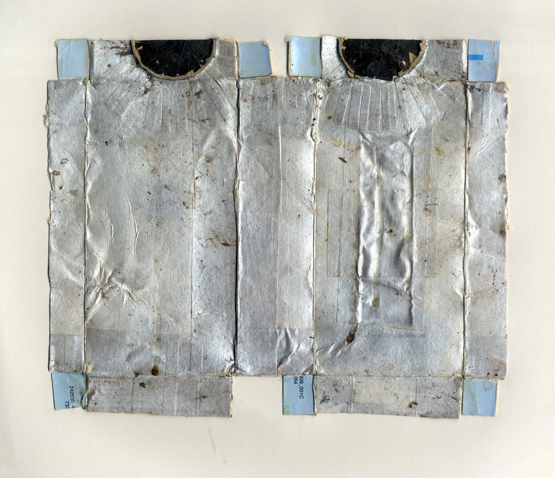Blue Plastic, 2011