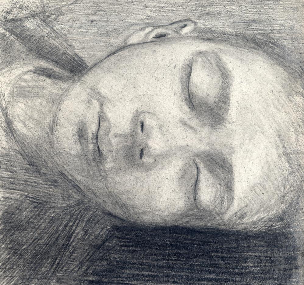 Ben Sleeping, 2012