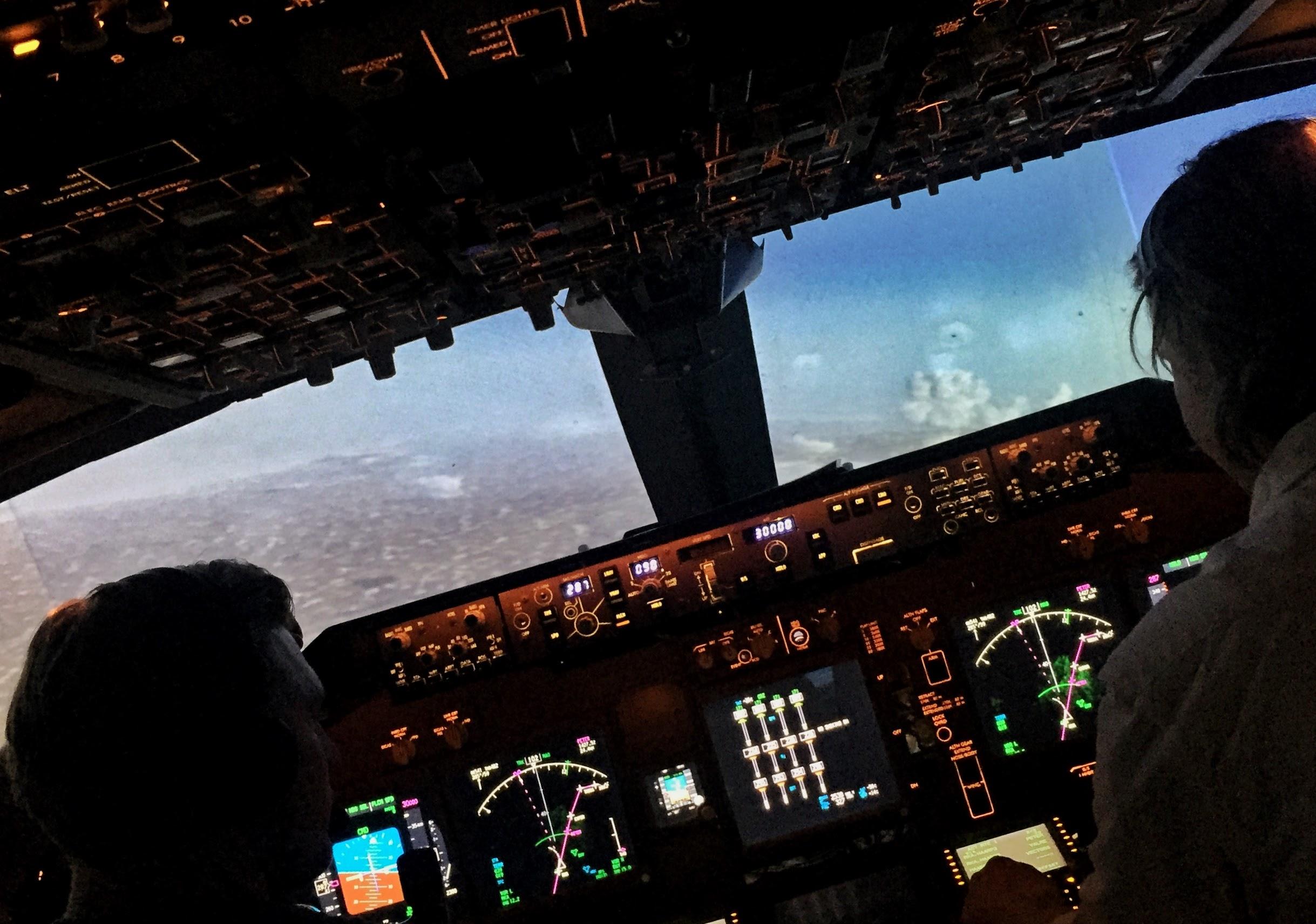 Private Owner - Boeing 747-400  Australia