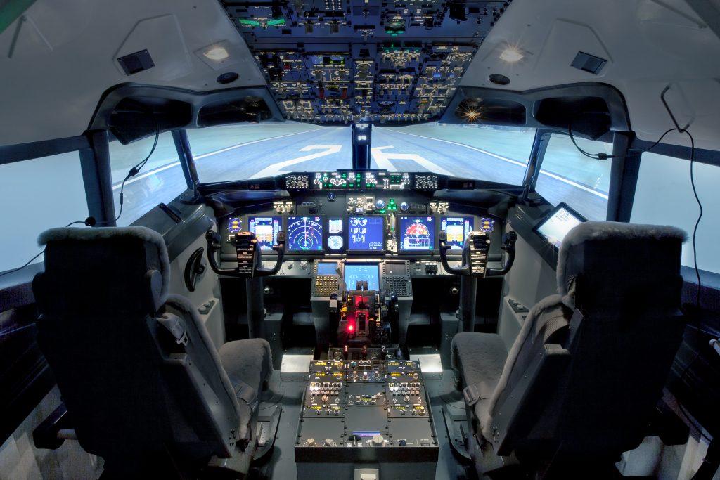 Pacific Simulators - B737  New Zealand