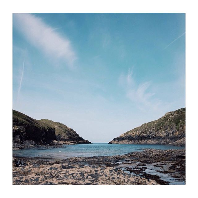 Port Quin ☀️ for the win✨