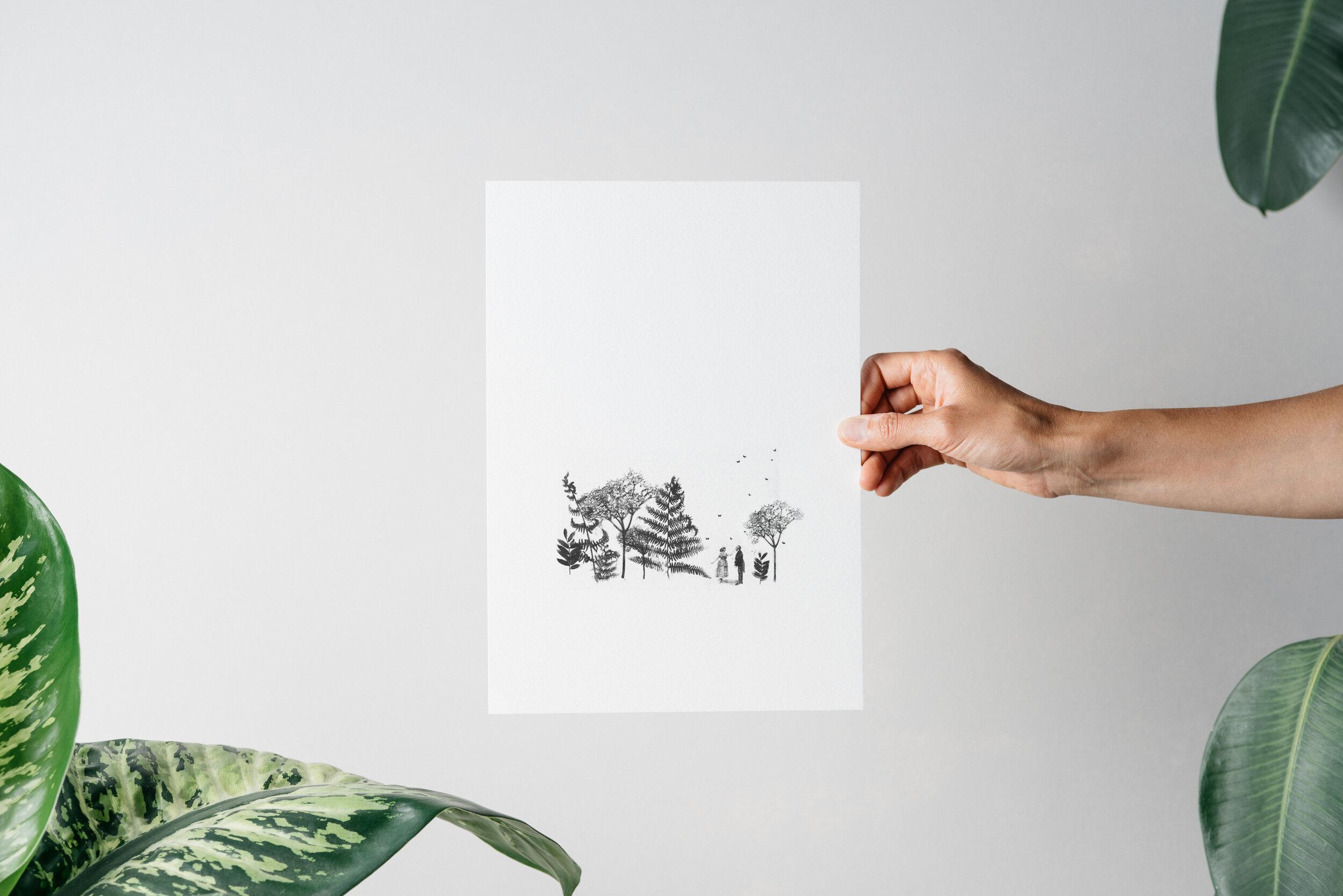 The Printshop   My latest prints and homewares