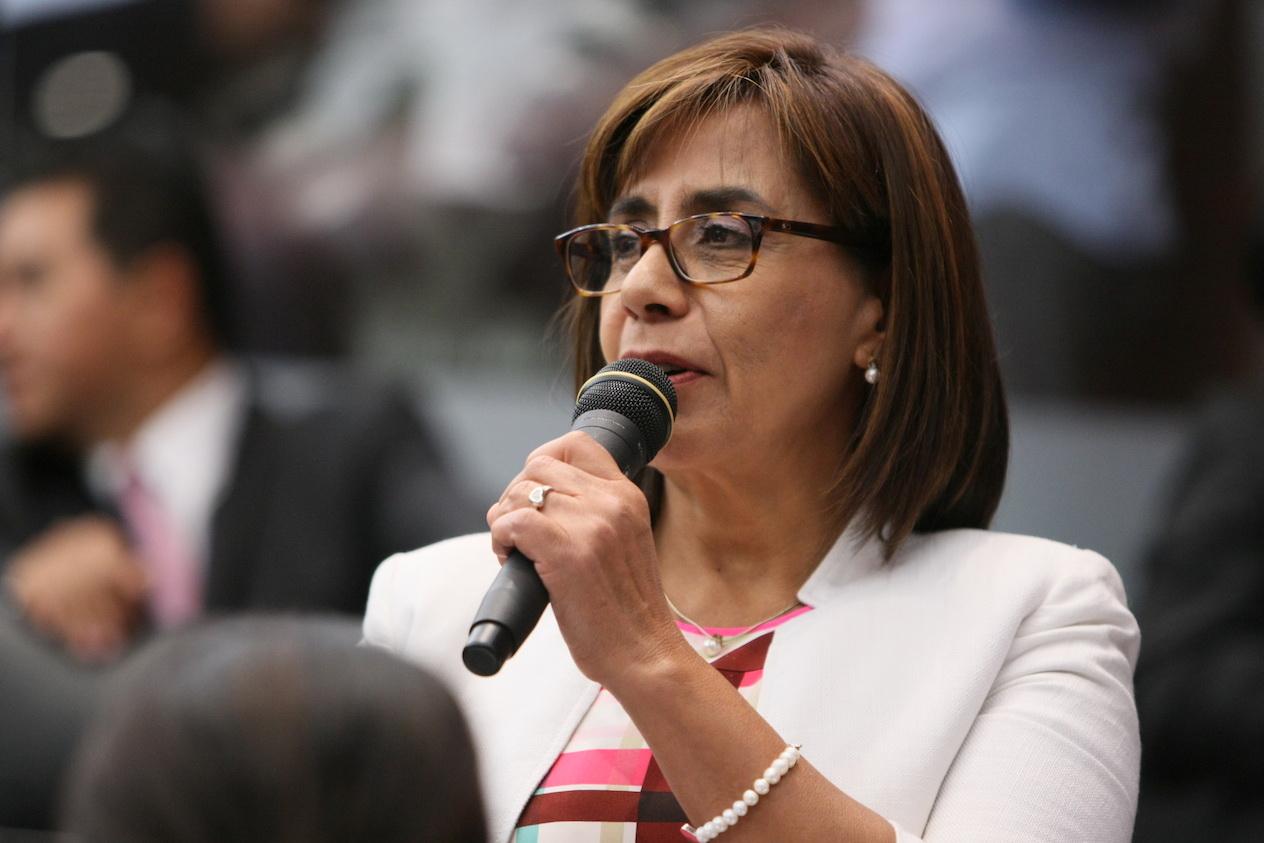 Luisa María de Guadalupe Calderón