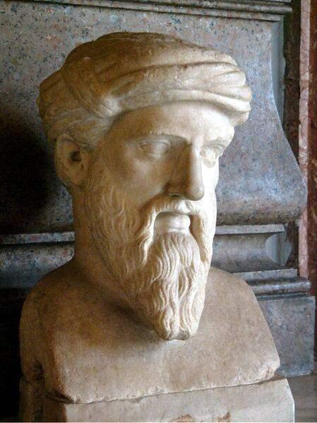 Pitágoras, Museo del Capitolio, Roma