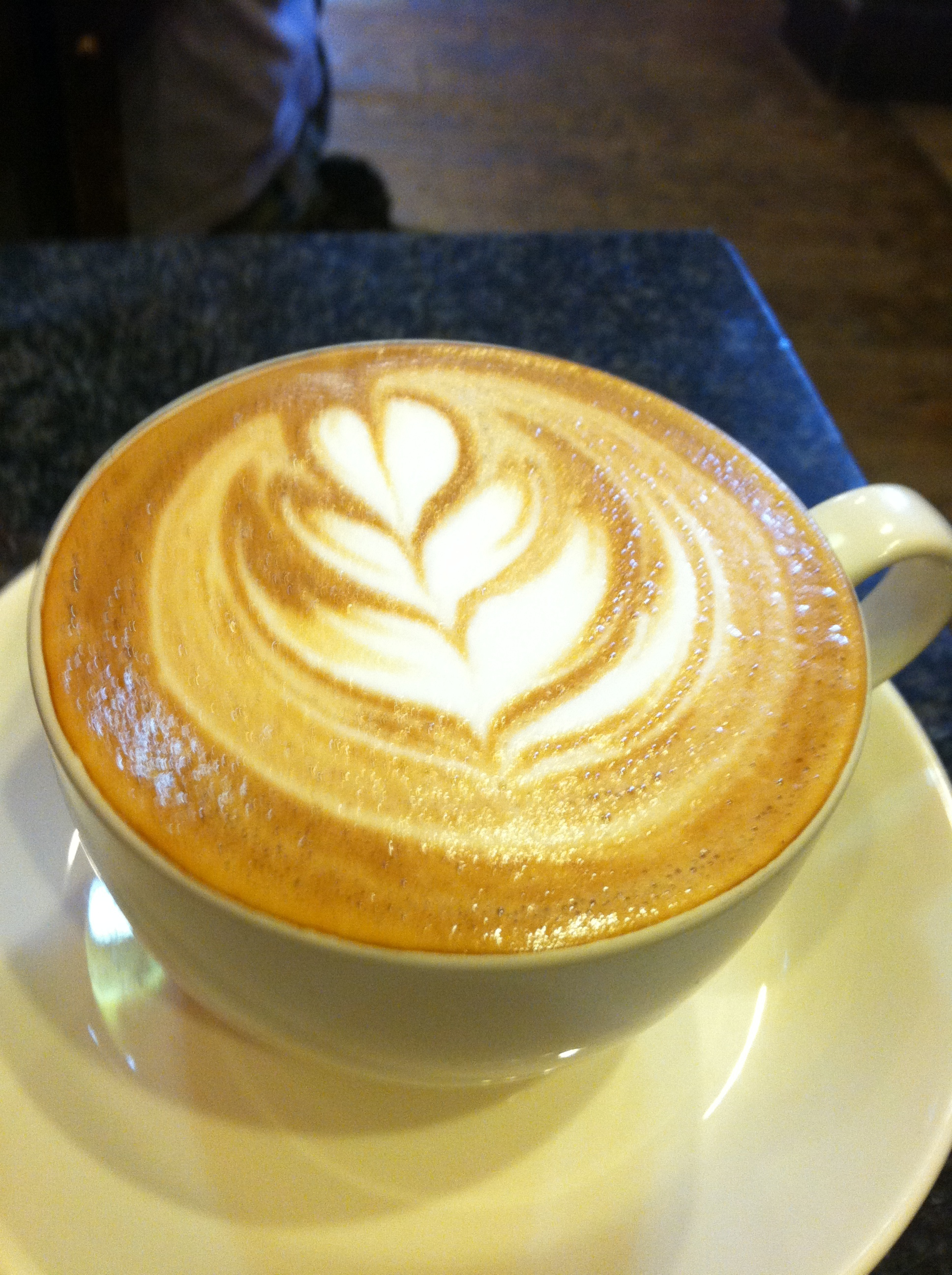 Simon's Coffee, Porter Square, Boston, MA