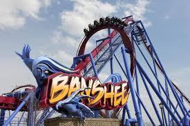 Banshee - cool ride.