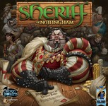 Sheriff of Nottingham board game