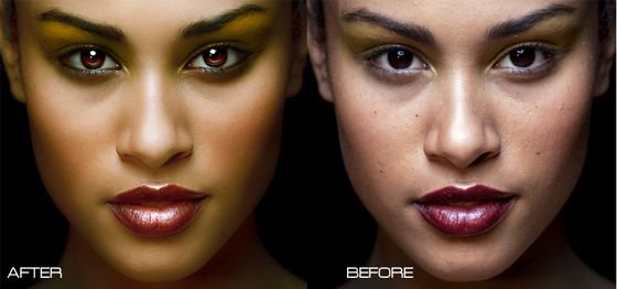 An example of a photo portrait retouch image credit design.ag