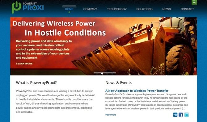 PowerbyProxi | Wireless Power Solutions