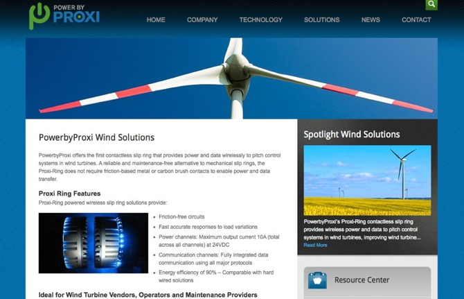 Wind | PowerbyProxi