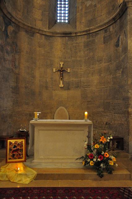 The Crusader Church at Emmaus